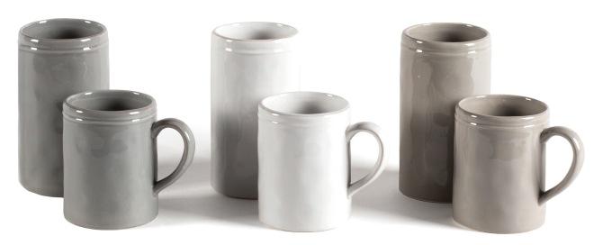 New Heritage mugs and tumblers